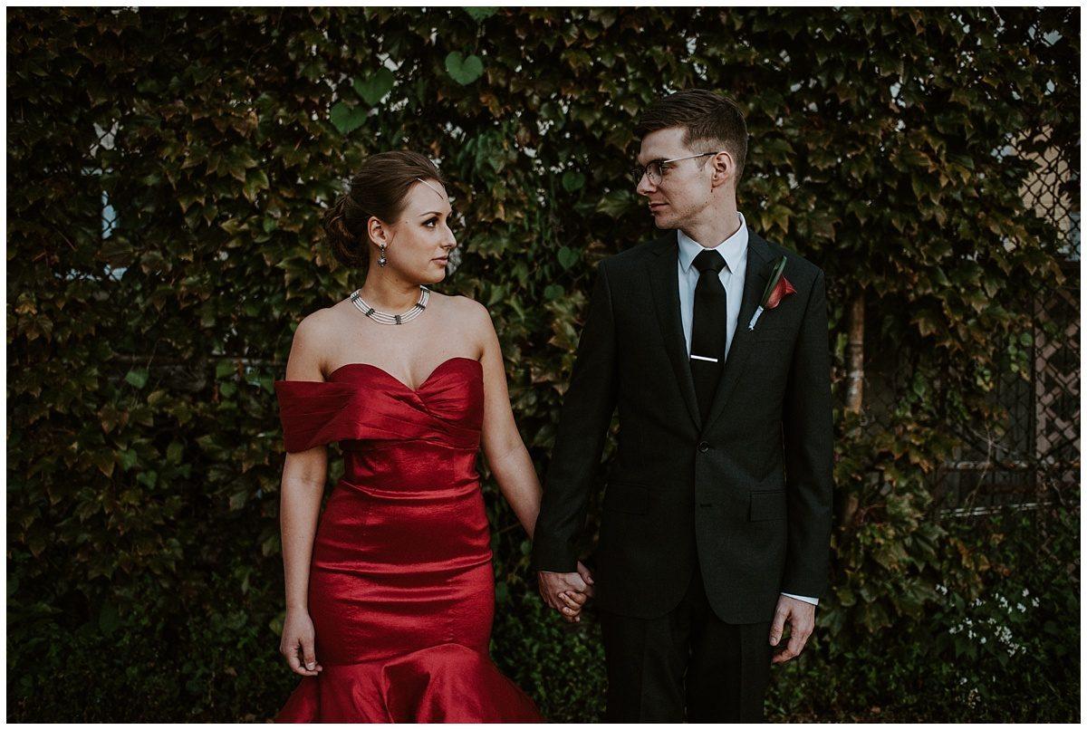 Fleisher Art Memorial Wedding Photography