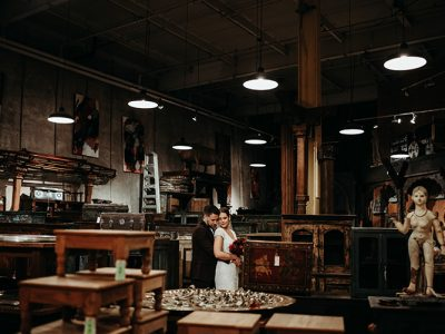 Heather & Pete | Material Culture