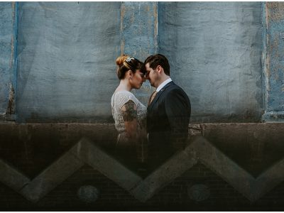 Eclectic Philadelphia Wedding Photographer