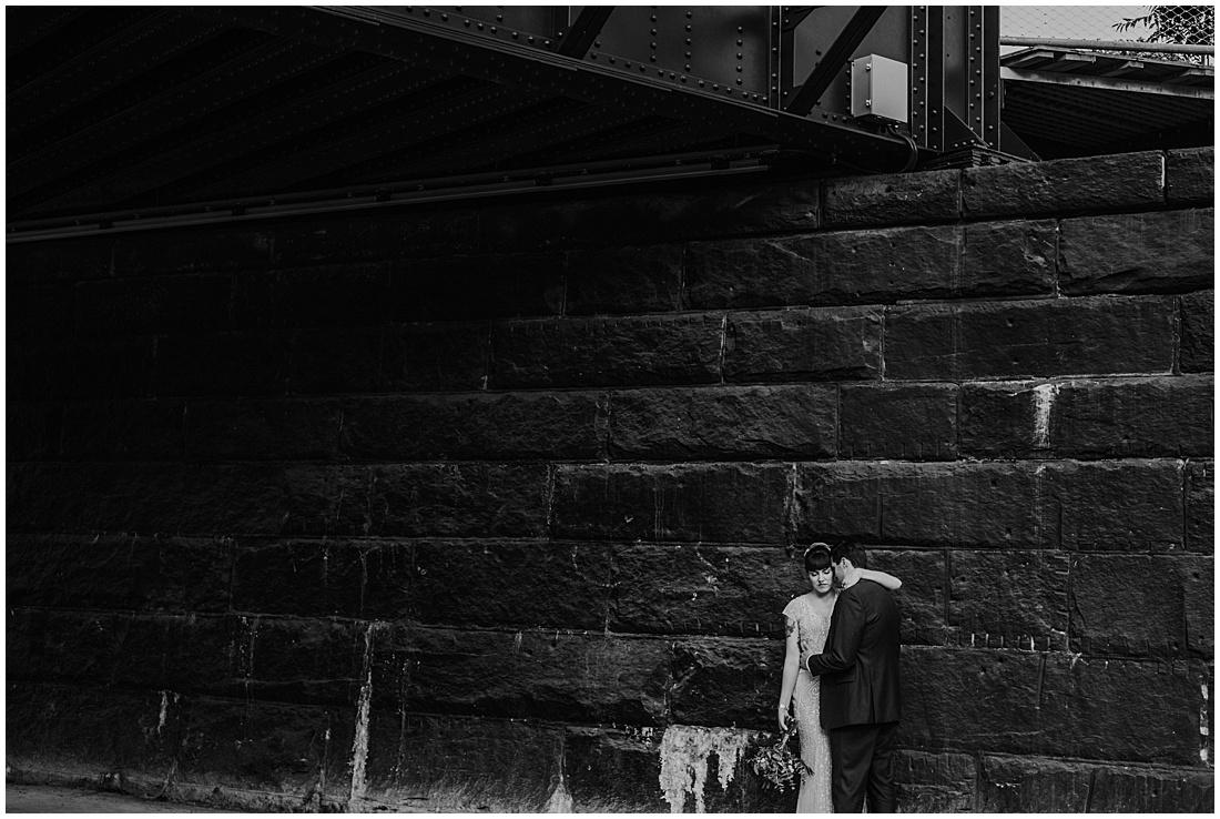 Eclectic Philadelphia Wedding Photographer