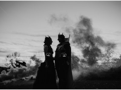 Kristine & Adam | Halloween
